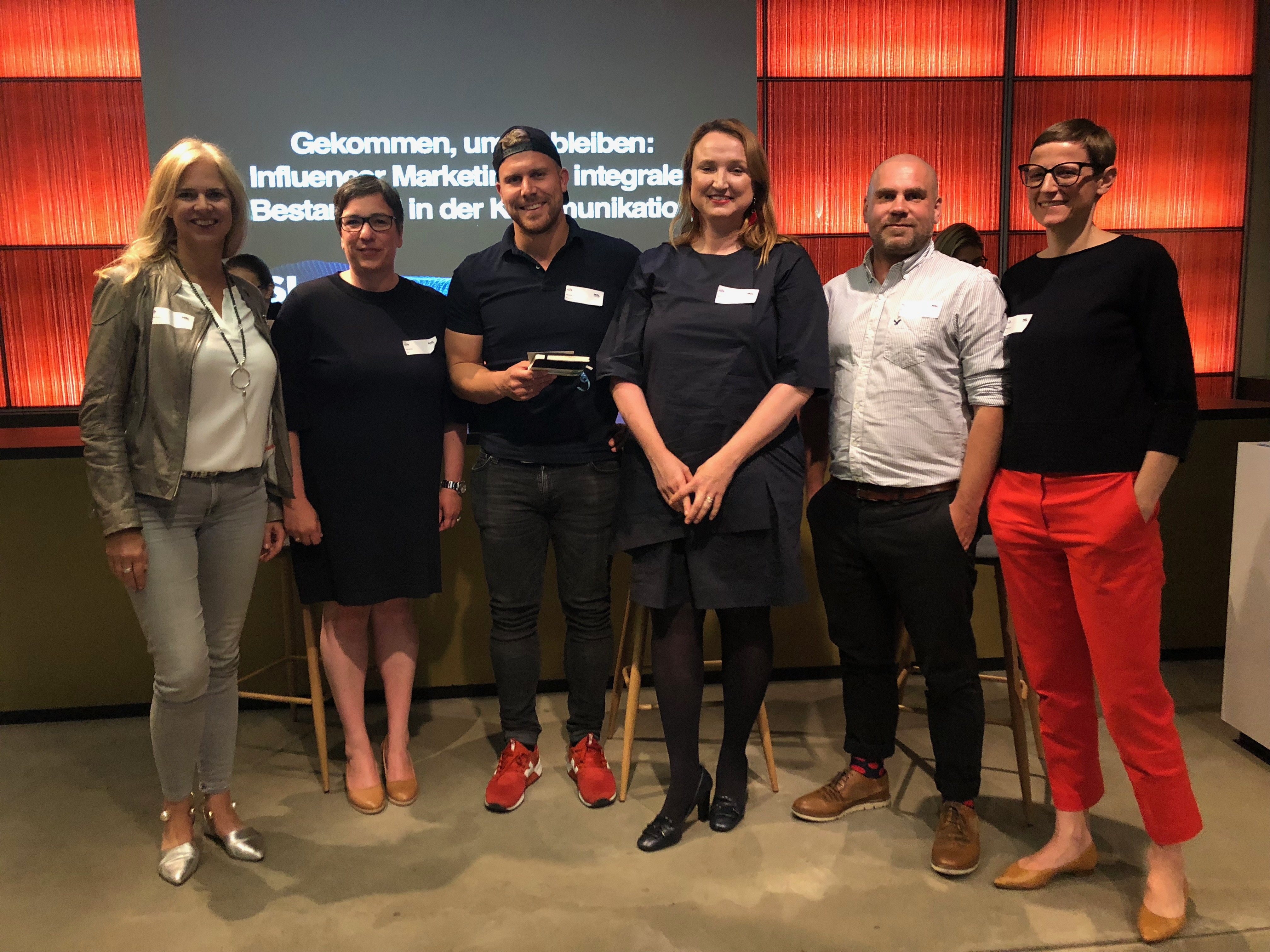 Influencer Marketing: Experten-Talk der Global Women in PR bei MSL