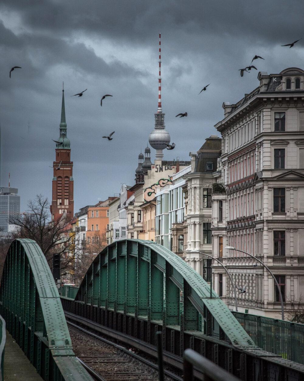 Die fünf besten Insta-Spots in Berlin